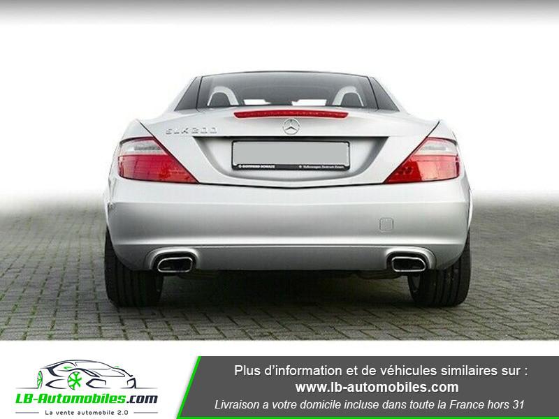 Mercedes Classe SLK 200 200 Gris occasion à Beaupuy - photo n°10