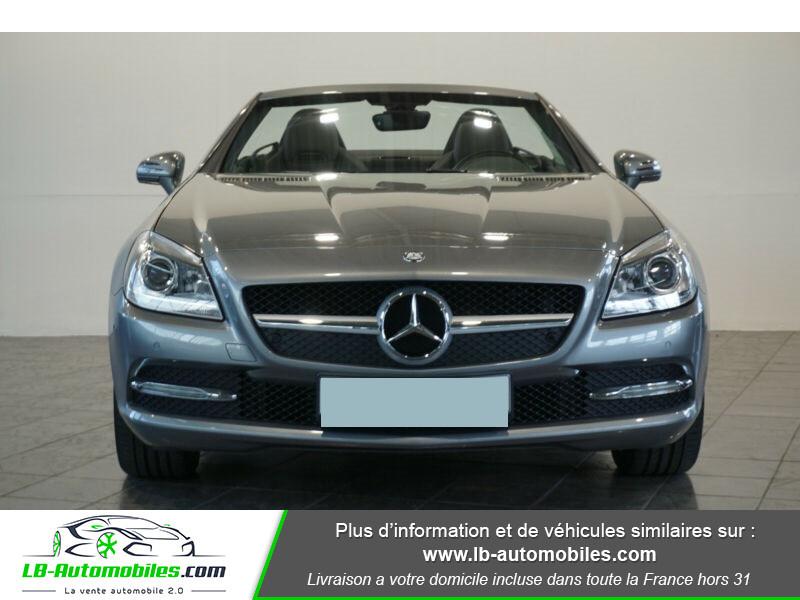 Mercedes Classe SLK 200 200 Argent occasion à Beaupuy - photo n°10