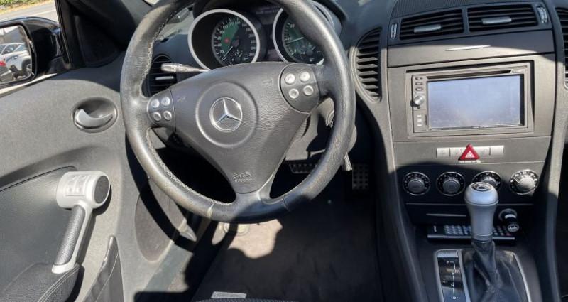 Mercedes Classe SLK 200 CLASSE (R171) 200K BA Noir occasion à GUER - photo n°6