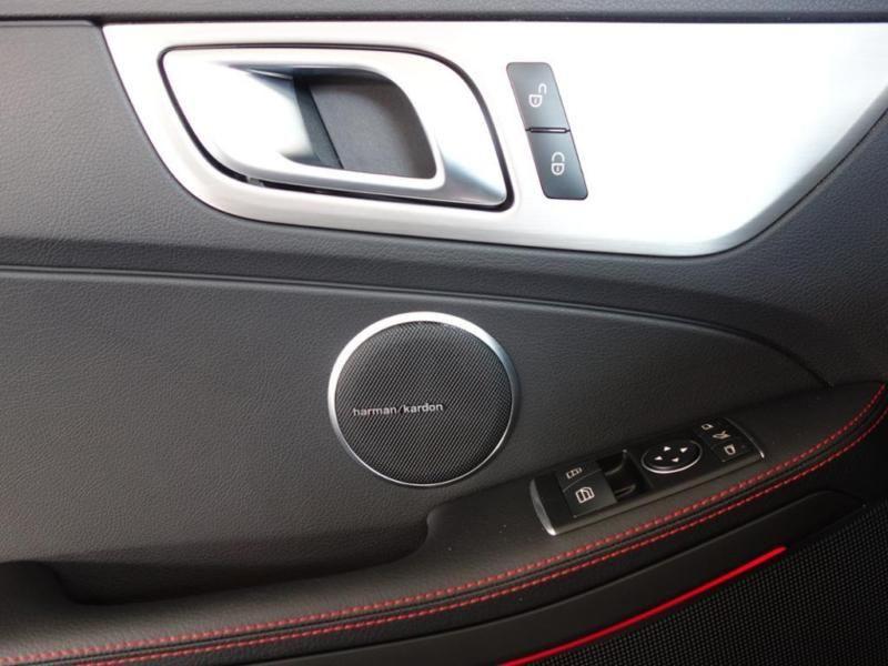 Mercedes Classe SLK 250 250 CDI AMG Noir occasion à Beaupuy - photo n°6