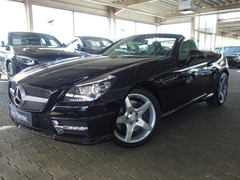 Mercedes Classe SLK 250 250 CDI AMG Noir occasion à Beaupuy
