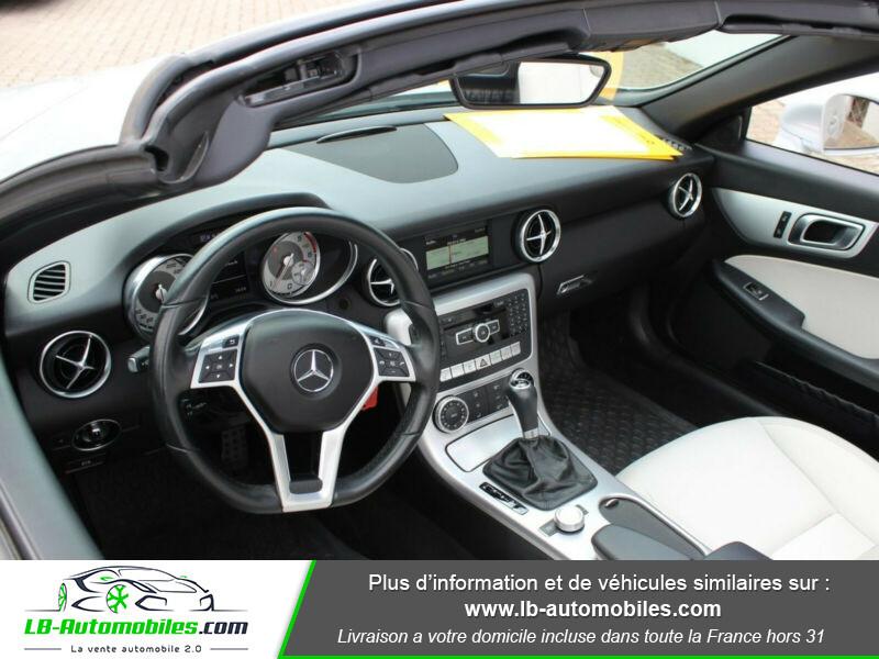 Mercedes Classe SLK 250 250 CDI Gris occasion à Beaupuy - photo n°2
