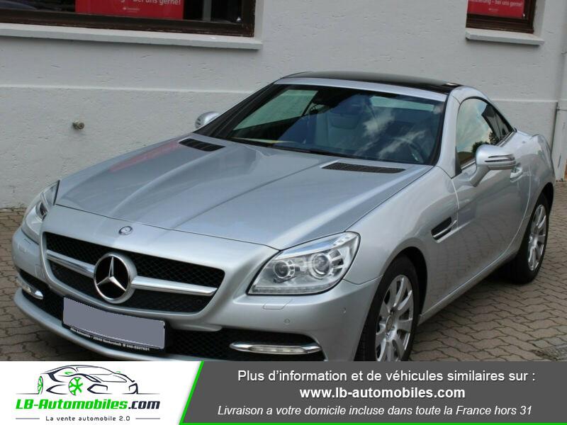 Mercedes Classe SLK 250 250 CDI Gris occasion à Beaupuy - photo n°13