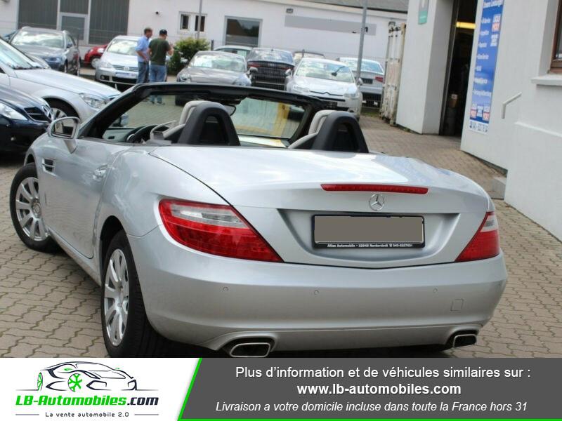 Mercedes Classe SLK 250 250 CDI Gris occasion à Beaupuy - photo n°9