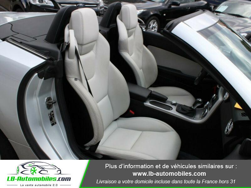 Mercedes Classe SLK 250 250 CDI Gris occasion à Beaupuy - photo n°5