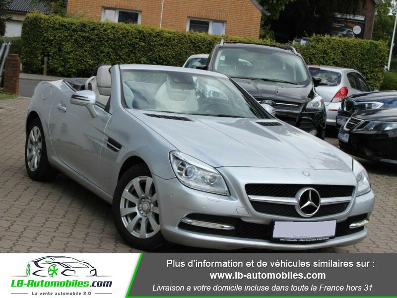 Mercedes Classe SLK 250 250 CDI Gris occasion à Beaupuy - photo n°12