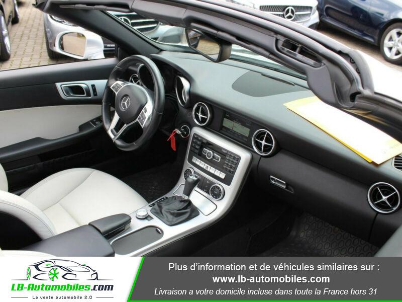 Mercedes Classe SLK 250 250 CDI Gris occasion à Beaupuy - photo n°8