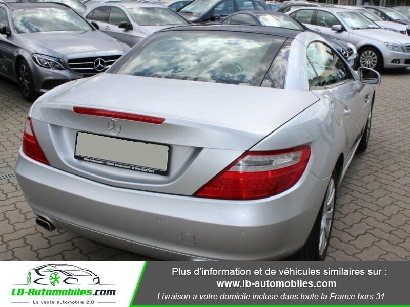 Mercedes Classe SLK 250 250 CDI Gris occasion à Beaupuy - photo n°10