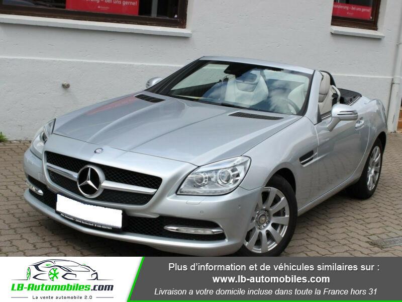 Mercedes Classe SLK 250 250 CDI Gris occasion à Beaupuy