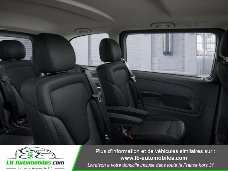 Mercedes Classe V 200 d Bleu occasion à Beaupuy - photo n°4
