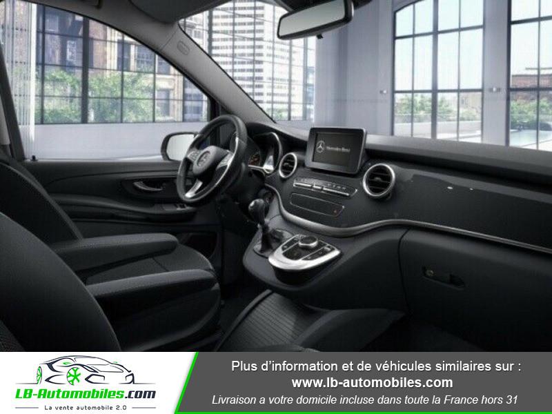 Mercedes Classe V 200 d Bleu occasion à Beaupuy - photo n°5
