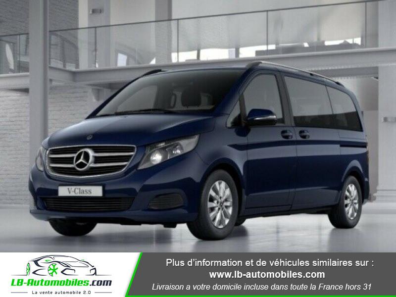Mercedes Classe V 200 d Bleu occasion à Beaupuy