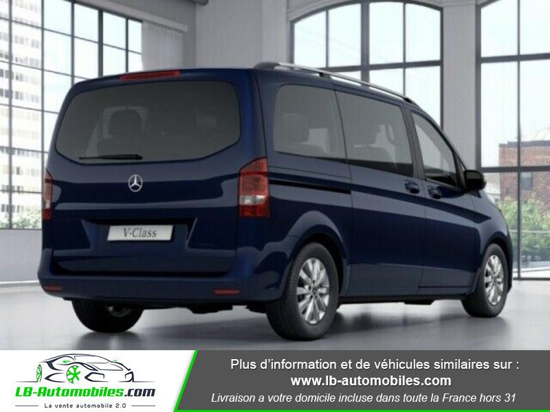 Mercedes Classe V 200 d Bleu occasion à Beaupuy - photo n°3