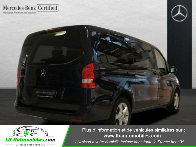 Mercedes Classe V 220 d 7G-TRONIC PLUS Gris occasion à Beaupuy - photo n°3