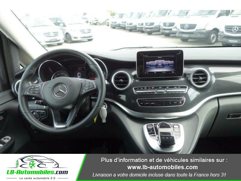 Mercedes Classe V 220 d 7G-TRONIC PLUS Gris occasion à Beaupuy - photo n°2