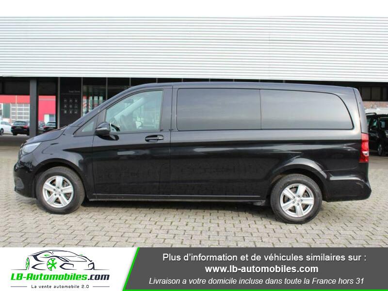 Mercedes Classe V 220 d 7G-TRONIC PLUS Noir occasion à Beaupuy - photo n°3