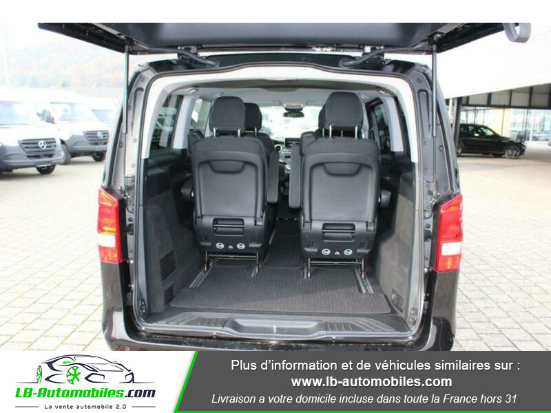Mercedes Classe V 220 d 7G-TRONIC PLUS Noir occasion à Beaupuy - photo n°5