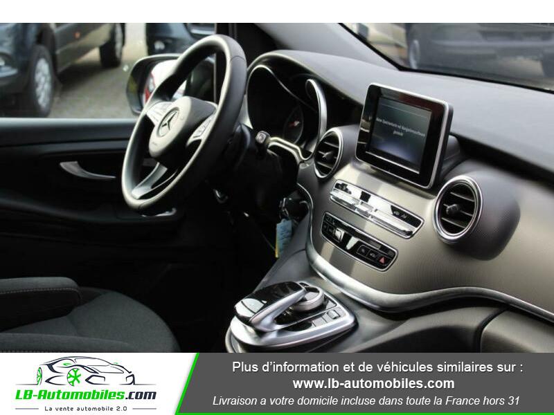 Mercedes Classe V 220 d 7G-TRONIC PLUS Noir occasion à Beaupuy - photo n°7