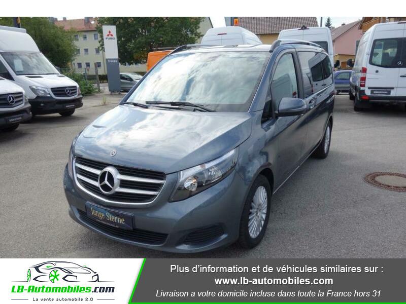 Mercedes Classe V 220 d 7G-TRONIC PLUS Gris occasion à Beaupuy