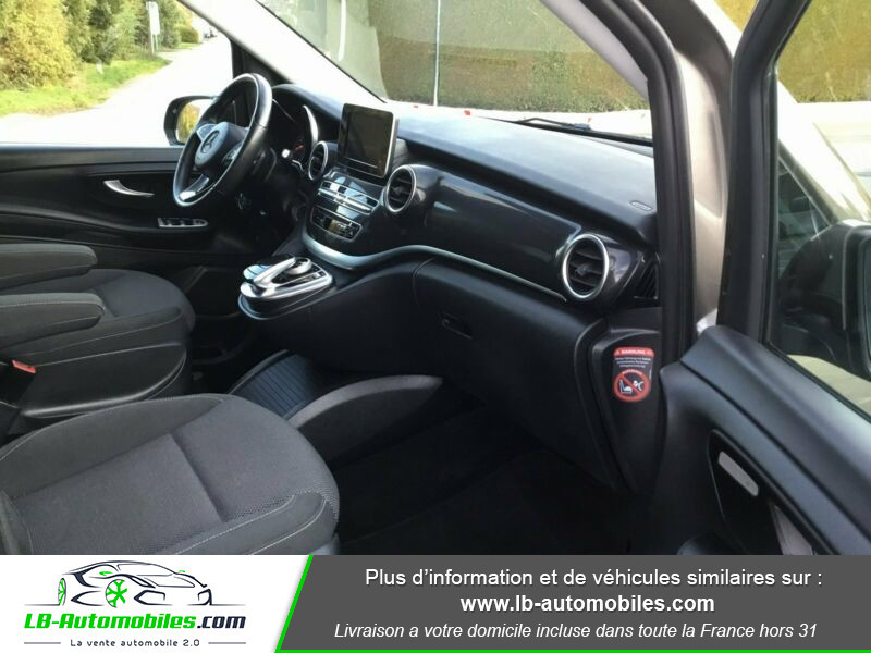 Mercedes Classe V 220 d 7G-TRONIC PLUS Gris occasion à Beaupuy - photo n°6
