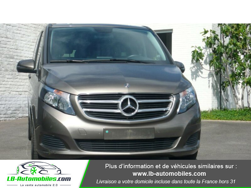 Mercedes Classe V 220 d 7G-TRONIC PLUS Gris occasion à Beaupuy - photo n°7