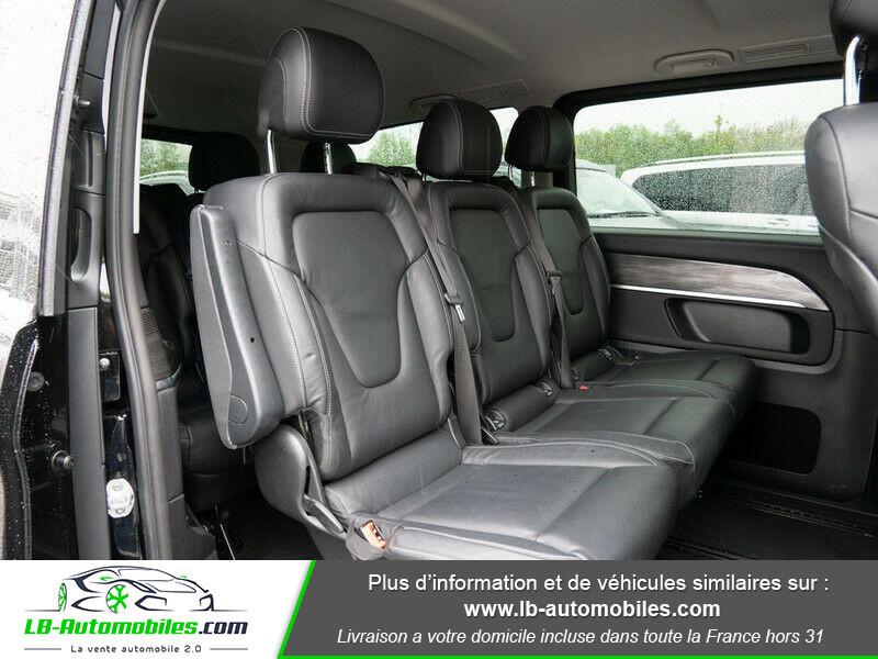 Mercedes Classe V 220 d 7G-TRONIC PLUS Noir occasion à Beaupuy - photo n°4