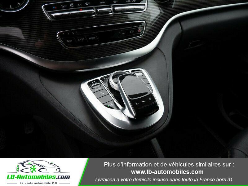 Mercedes Classe V 220 d 7G-TRONIC PLUS Noir occasion à Beaupuy - photo n°9