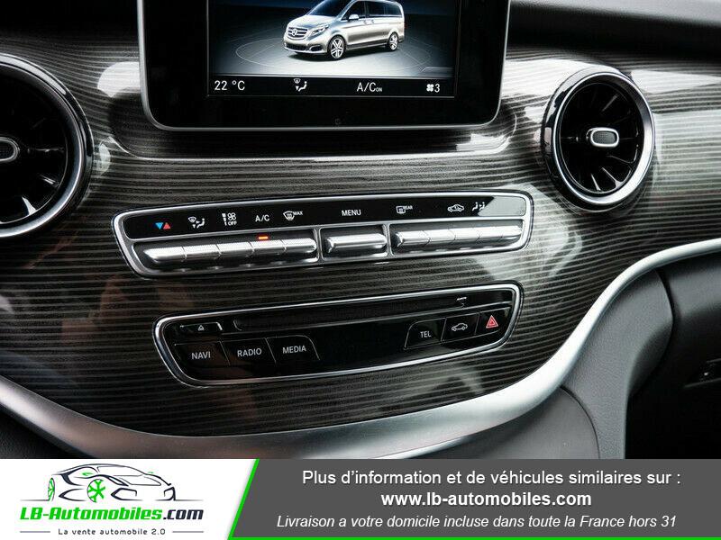 Mercedes Classe V 220 d 7G-TRONIC PLUS Noir occasion à Beaupuy - photo n°8