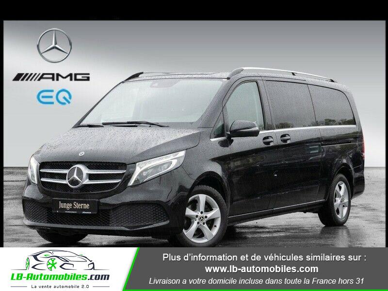 Mercedes Classe V 220 d 7G-TRONIC PLUS Noir occasion à Beaupuy