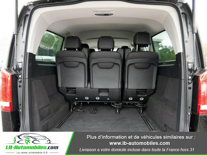 Mercedes Classe V 220 d 7G-TRONIC PLUS Noir occasion à Beaupuy - photo n°11