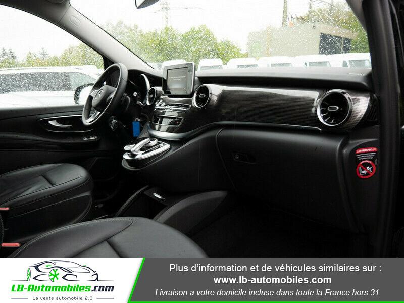 Mercedes Classe V 220 d 7G-TRONIC PLUS Noir occasion à Beaupuy - photo n°2