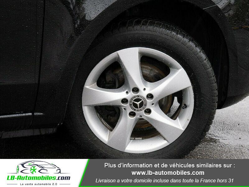 Mercedes Classe V 220 d 7G-TRONIC PLUS Noir occasion à Beaupuy - photo n°12