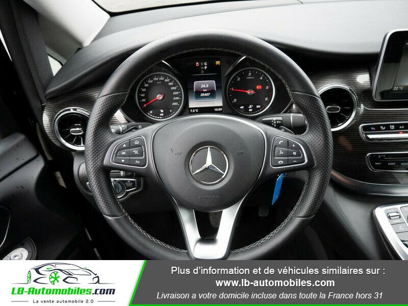 Mercedes Classe V 220 d 7G-TRONIC PLUS Noir occasion à Beaupuy - photo n°6