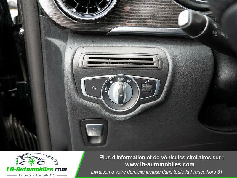 Mercedes Classe V 220 d 7G-TRONIC PLUS Noir occasion à Beaupuy - photo n°10