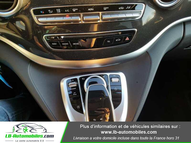 Mercedes Classe V 220 d Blanc occasion à Beaupuy - photo n°11