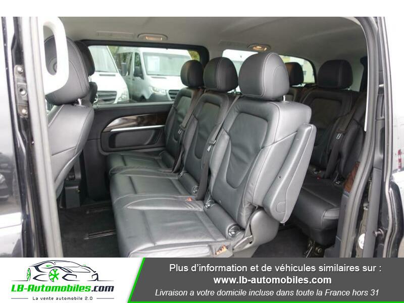 Mercedes Classe V 220 d Noir occasion à Beaupuy - photo n°5