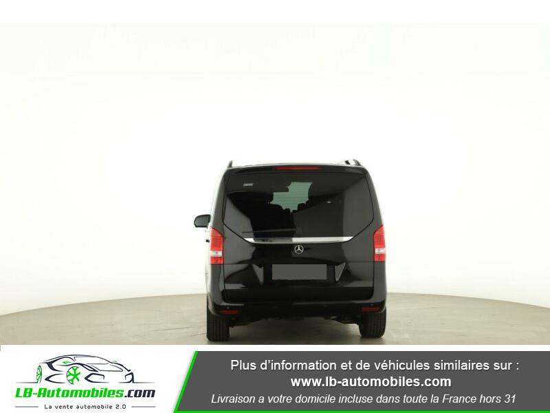 Mercedes Classe V 220 d Noir occasion à Beaupuy - photo n°9
