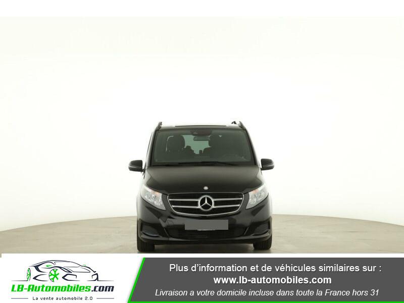 Mercedes Classe V 220 d Noir occasion à Beaupuy - photo n°7