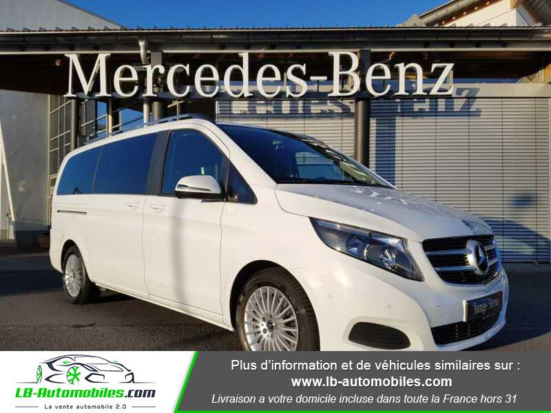 Mercedes Classe V 220 d Blanc occasion à Beaupuy