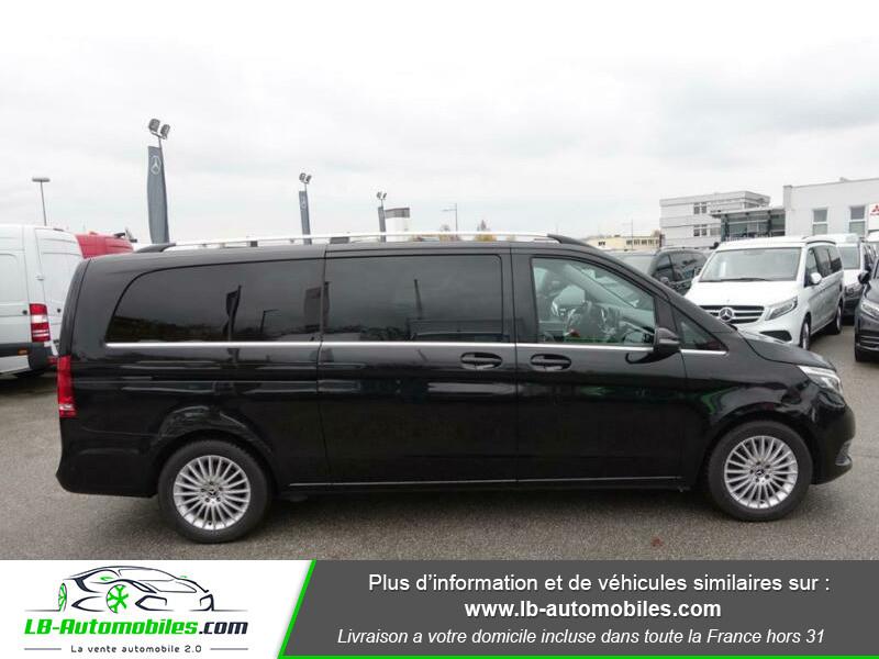 Mercedes Classe V 220 d Noir occasion à Beaupuy - photo n°13