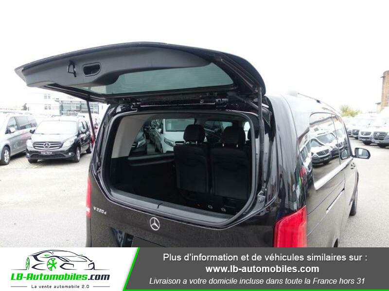 Mercedes Classe V 220 d Noir occasion à Beaupuy - photo n°15