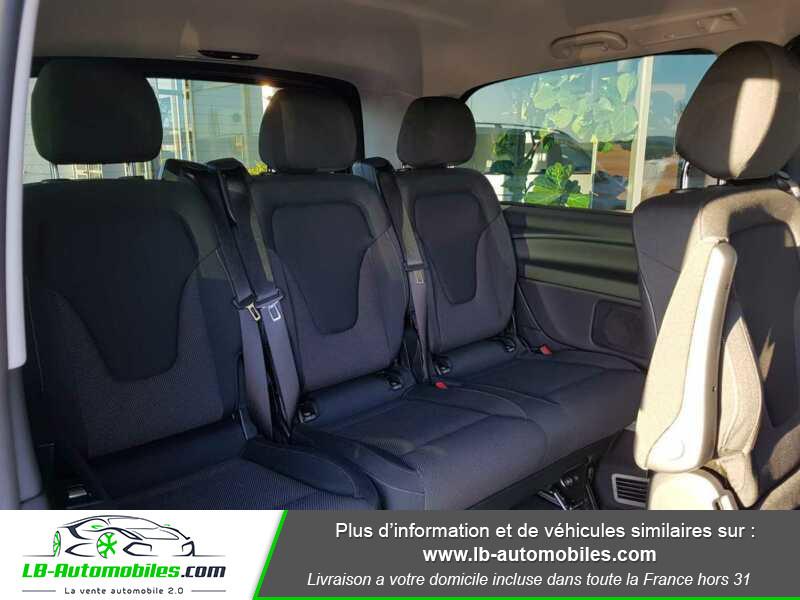 Mercedes Classe V 220 d Blanc occasion à Beaupuy - photo n°6