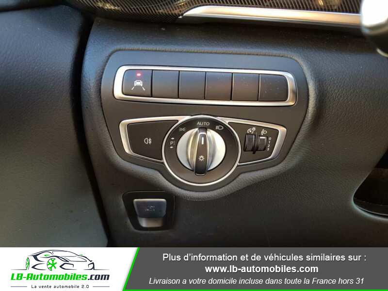 Mercedes Classe V 220 d Blanc occasion à Beaupuy - photo n°7