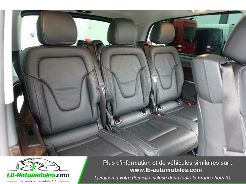 Mercedes Classe V 220 d Noir occasion à Beaupuy - photo n°6