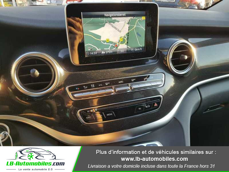 Mercedes Classe V 220 d Blanc occasion à Beaupuy - photo n°10