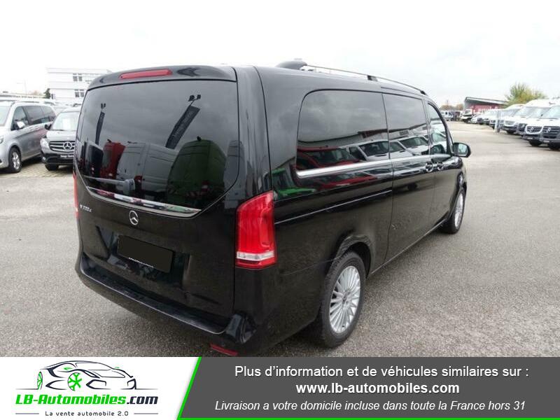 Mercedes Classe V 220 d Noir occasion à Beaupuy - photo n°3
