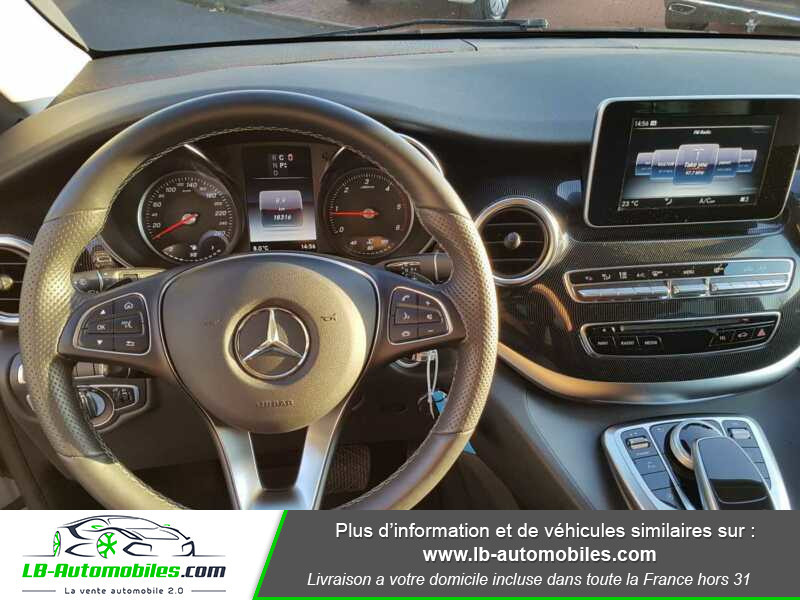 Mercedes Classe V 220 d Blanc occasion à Beaupuy - photo n°2
