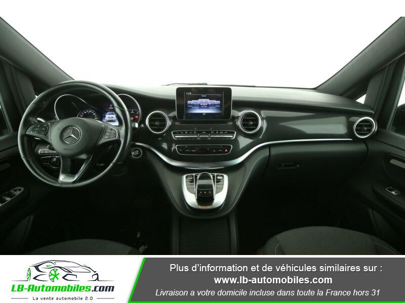 Mercedes Classe V 220 d Noir occasion à Beaupuy - photo n°2