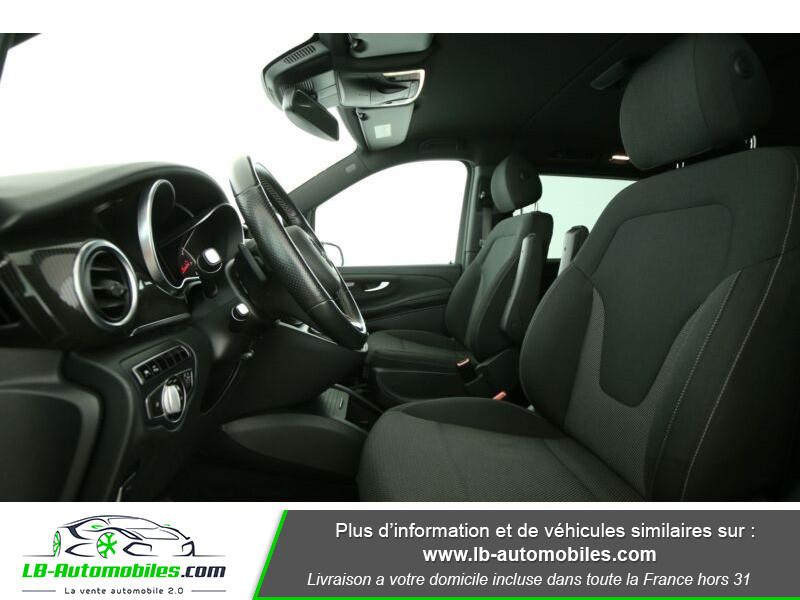 Mercedes Classe V 220 d Noir occasion à Beaupuy - photo n°4