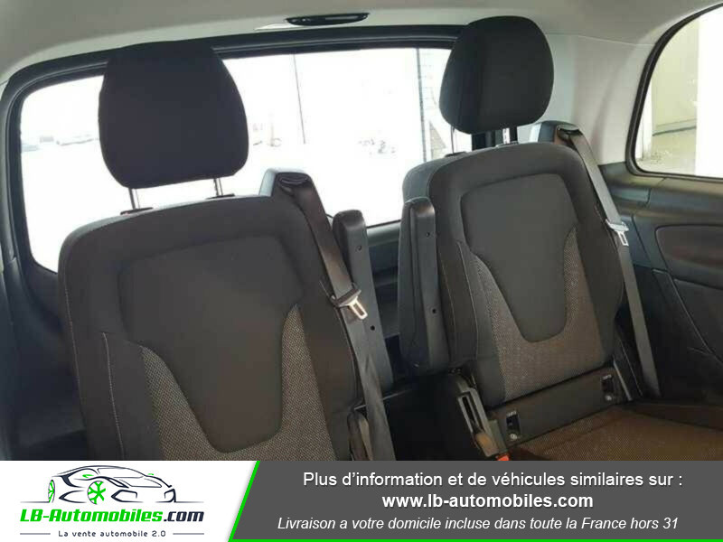 Mercedes Classe V 250 d 7G-TRONIC PLUS Blanc occasion à Beaupuy - photo n°6